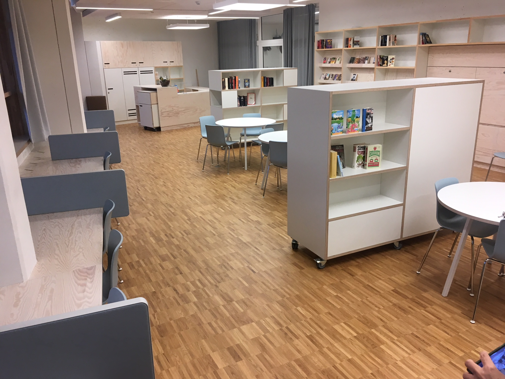 SSB-Bibliothek