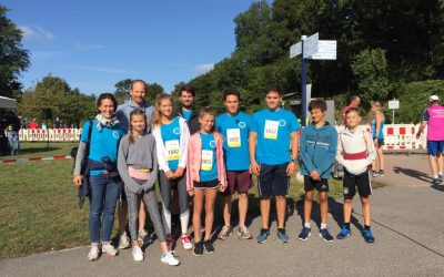 Heldenlauf: Unser erfolgreiches Team 2018