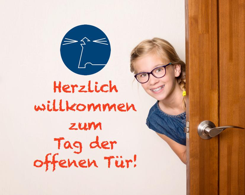 Einladung zum Tag der offenen Tür