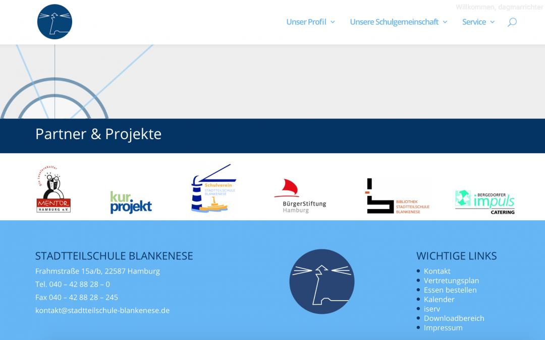 Endlich online – Unsere neue Homepage