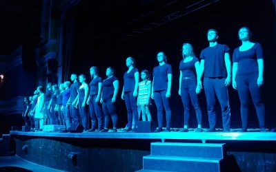Unser Theaterprofil Jg. 13 vertritt Hamburg beim Schultheaterfestival 2019