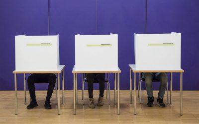 Juniorwahl 2020: Die Jahrgänge 9-13 haben gewählt