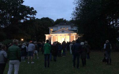 DÜHH Streetband: Stimmungsvolles Auftaktkonzert im Goßlers Park