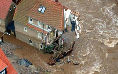Schüler:innen helfen Betroffenen des Hochwassers
